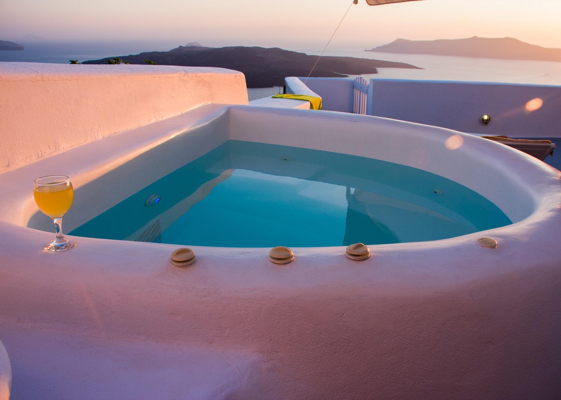 Hotels Santorini