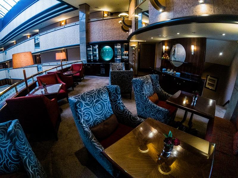 IC Sandton Towers Club Lounge