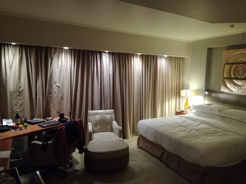 IC Sandton Towers Room