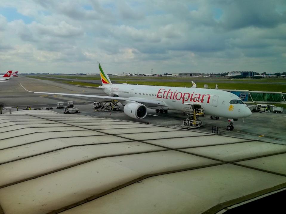 Ethiopian Airlines 787-800