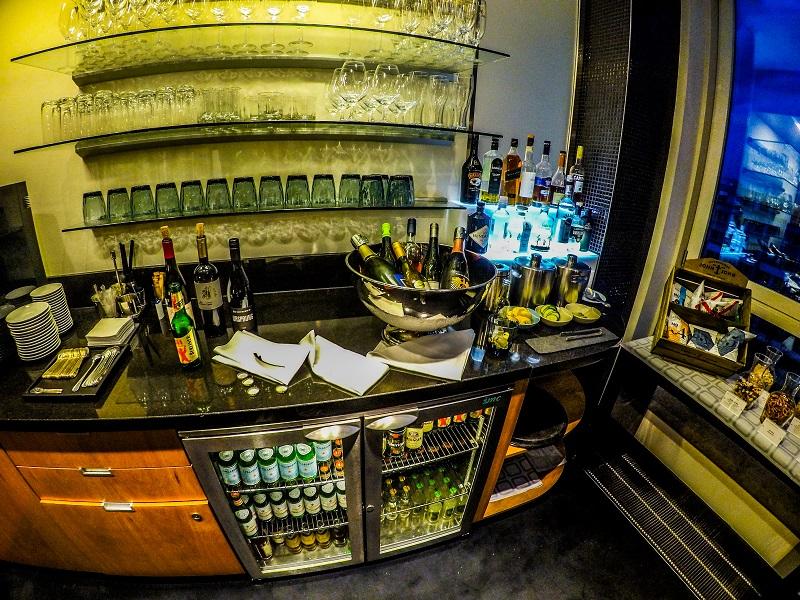 Club Lounge IC Berlin evening