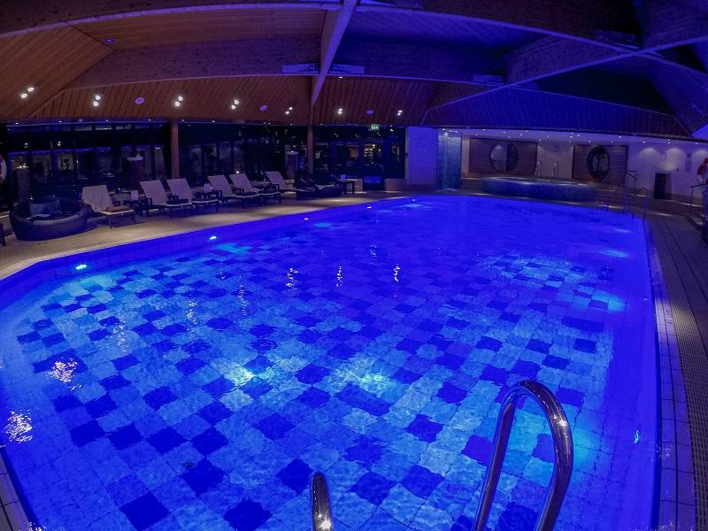 IC Berlin Swimming Pool
