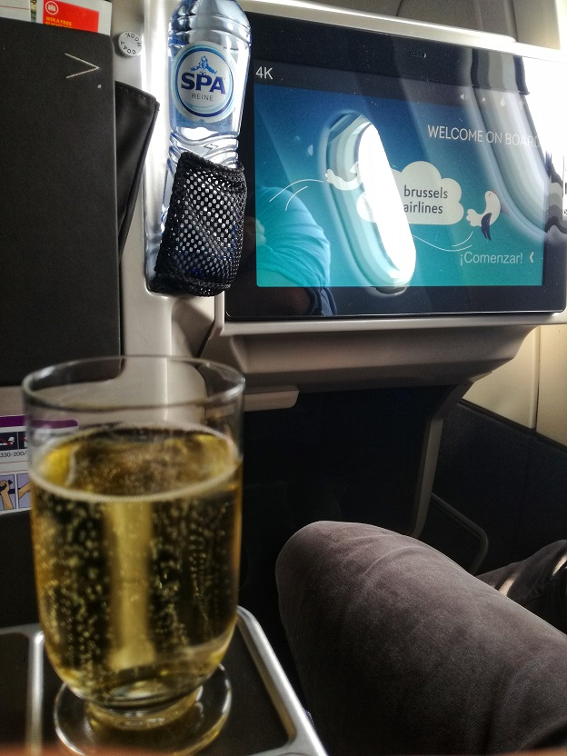 Champagne A330 Business Class SN