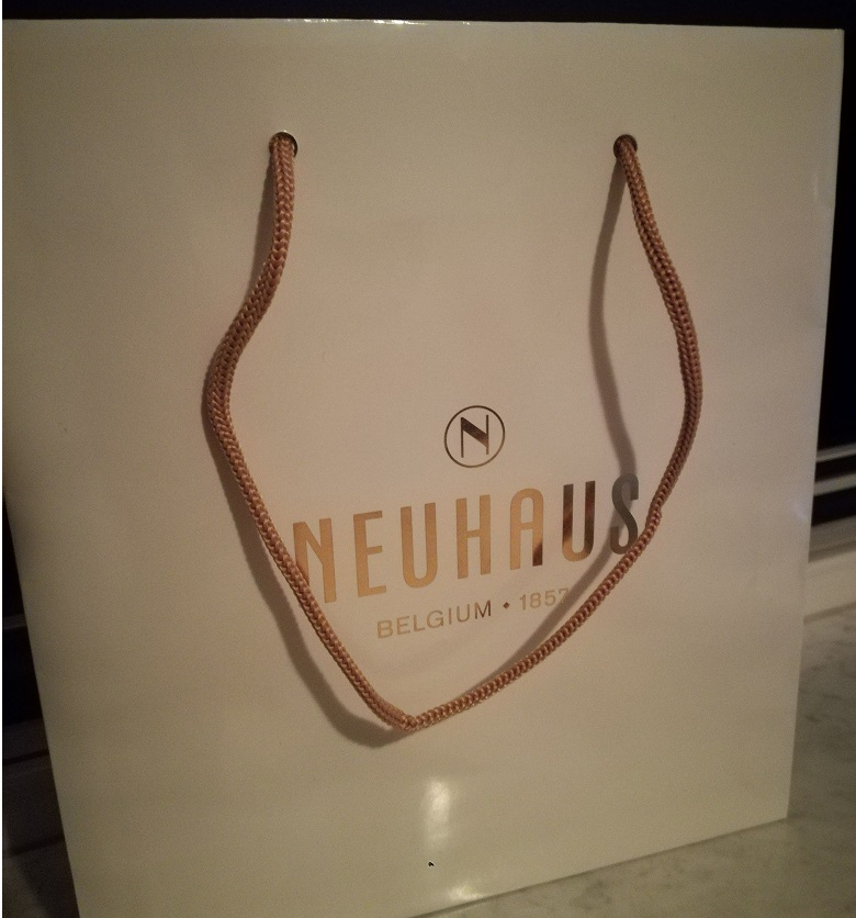 SN A330 Business Class Gift Neuhaus Chocolates