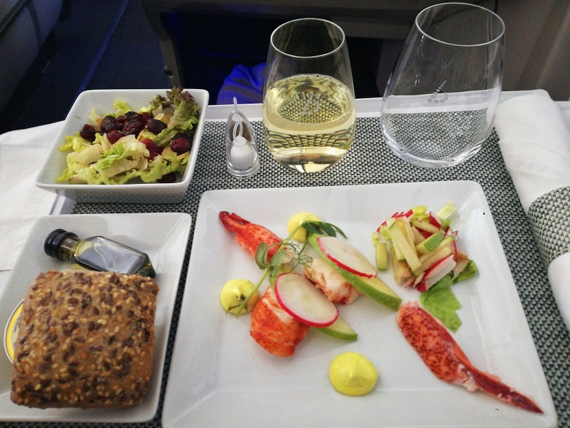 Starter Lobster A330 SN Business Class