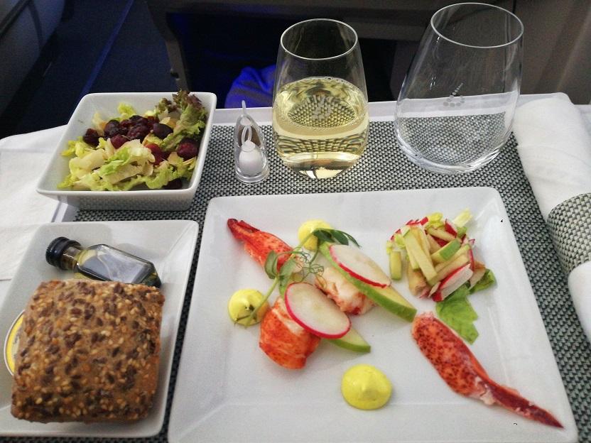 Starter Lobster A330 SN Business Class