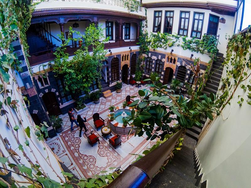 Beit Al Wali Hotel Damascus (2)