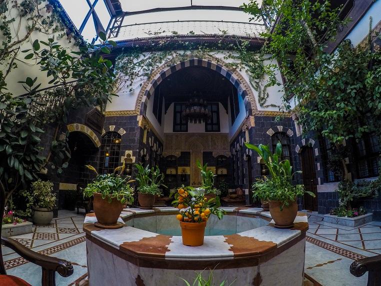 Beit Al Wali Hotel Damascus