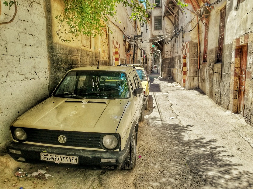 Damascus Streets (4)