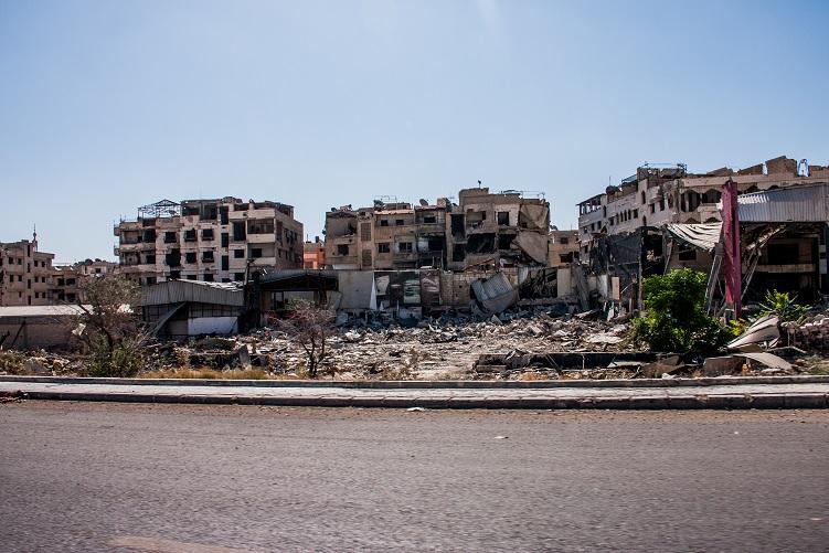 Douma East Ghouta