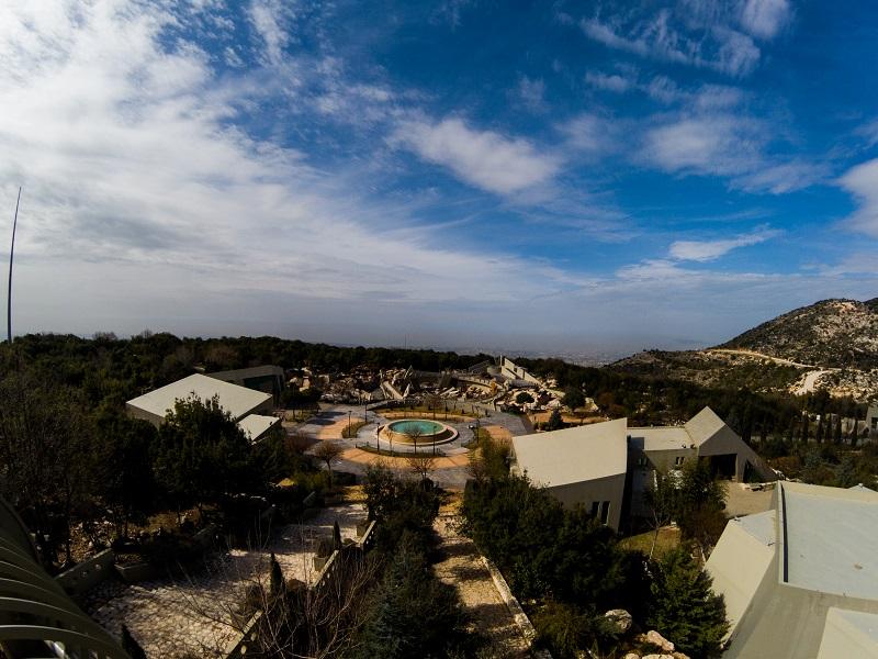 Mleeta view tourist landmark
