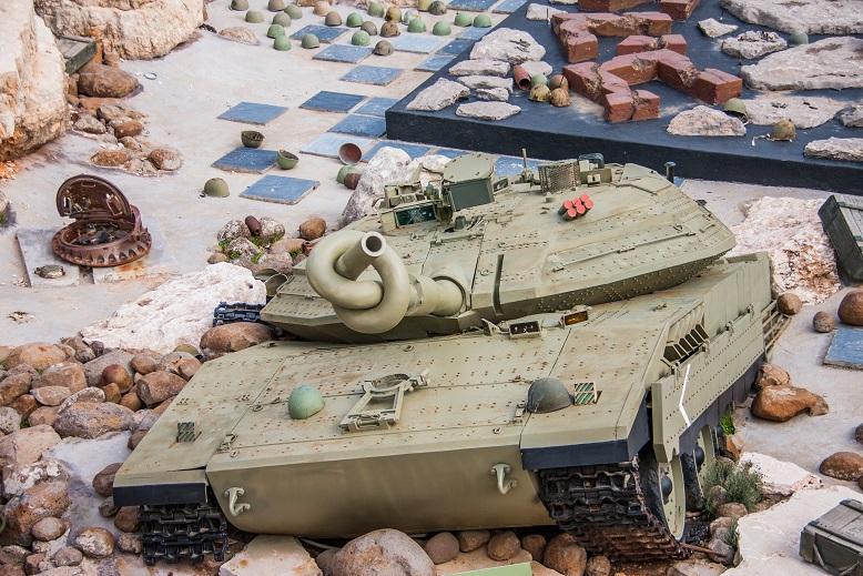 Tank Mleeta Hezbollah Lebanon