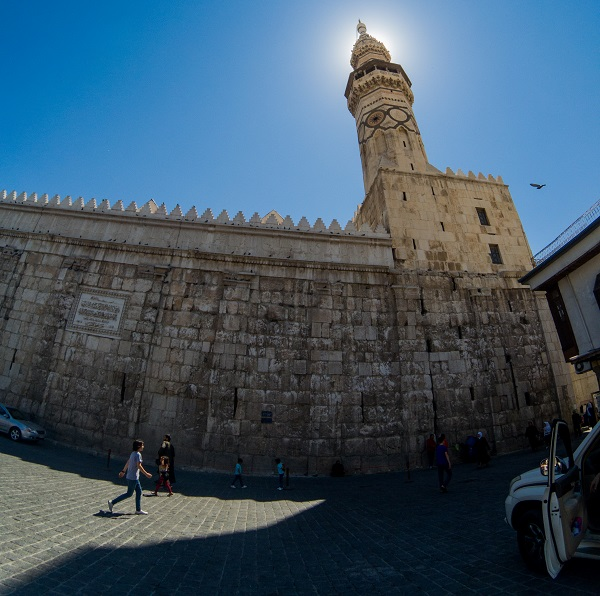 Visiting Syria As A Tourist A Week In Government Controlled Areas