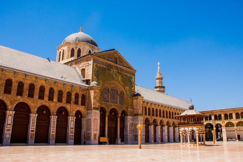Umayyad Mosque Damascus Syria (4)