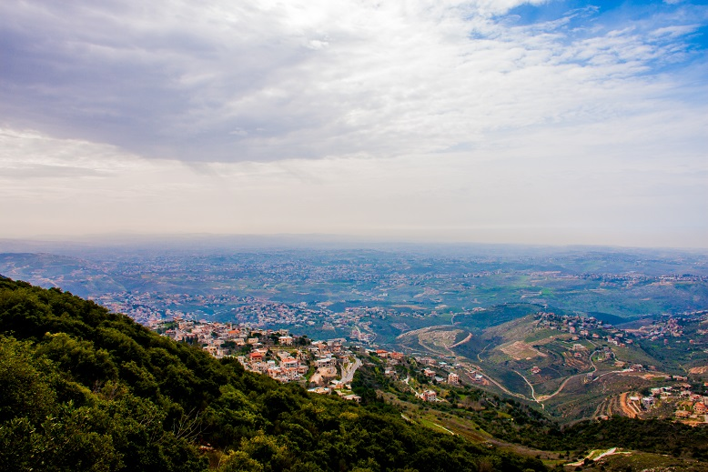View South Lebanon Mleeta
