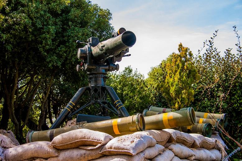 Weapons Mleeta Hezbollah Lebanon (3)