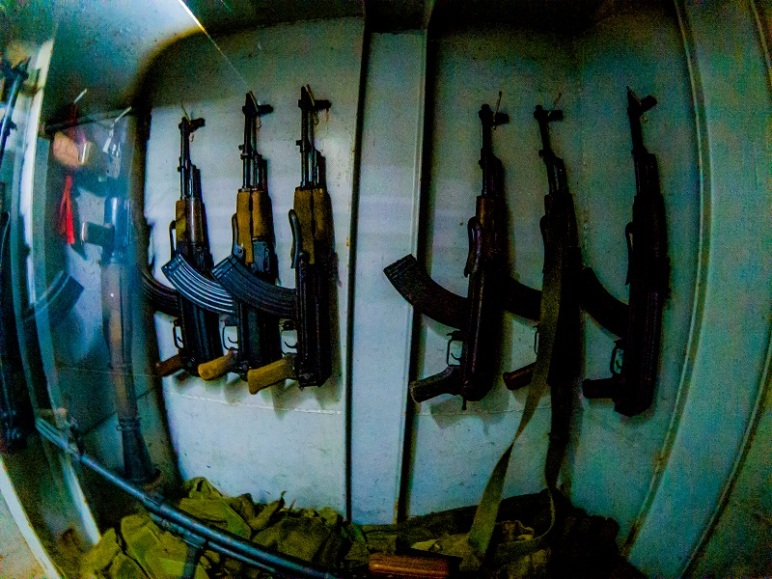 weapons mleeta hezbollah lebanon