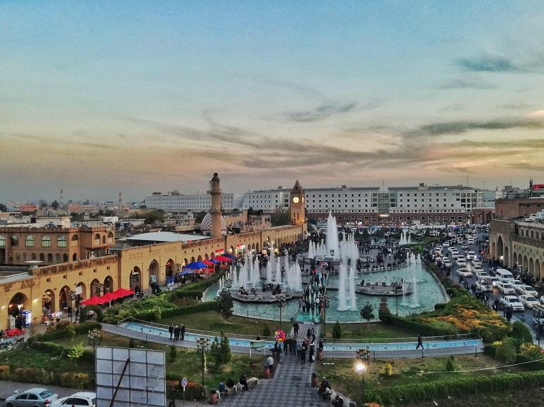 Main Square Erbil