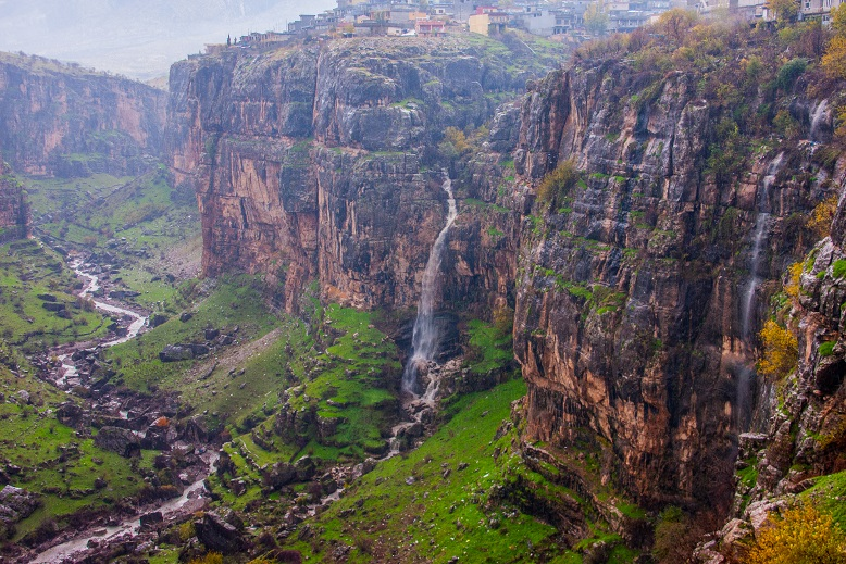Rawandoz Canyon Iraq Kurdistan (2)