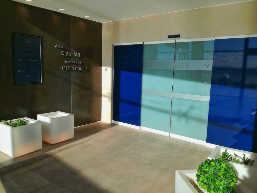 Valencia Airport VIP Lounge